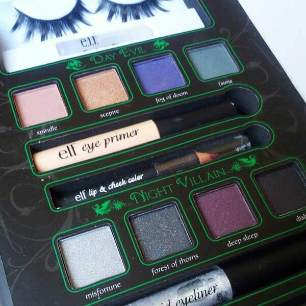 ELF Disney Villains Eye Shadow Palettes Maleficent