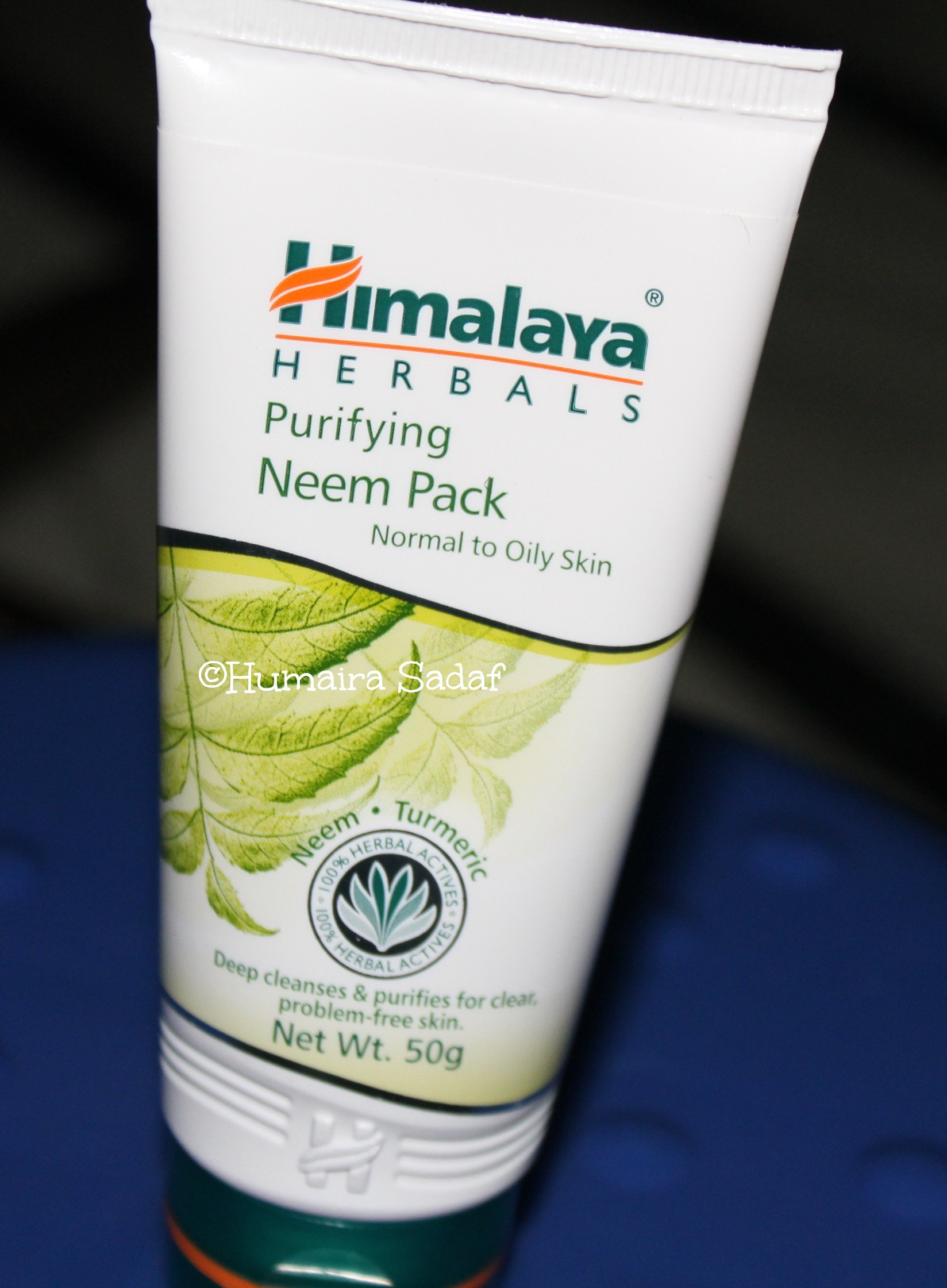Himalaya Herbals Purifying Neem Face Pack Review