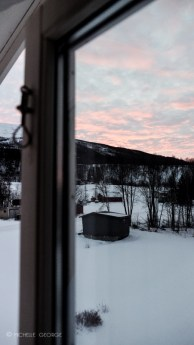 Sunrise is rare Polar Night ISO 2000 18mm ƒ/3.5 1/350 sec