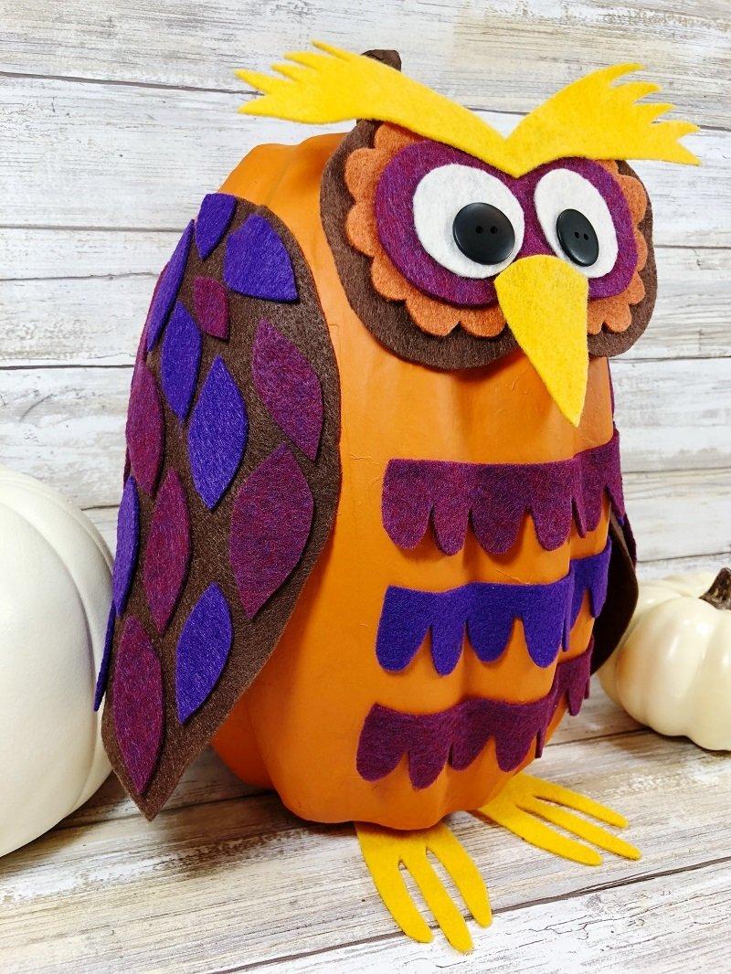 Creatively Beth Halloween Pumpkin details