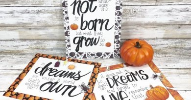 A Trio of Hand-Lettered Harry Potter Quotes Creatively Beth #creativelybeth #harrypotter #quotes #handlettered #tombowdualbrushpens