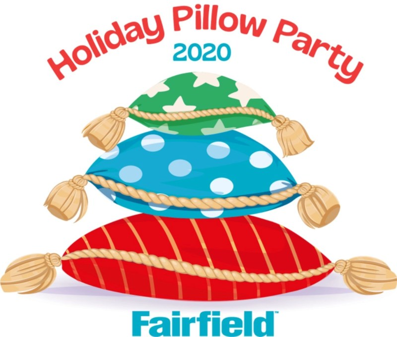 Fairfield World Pillow Party 2020 with Creatively Beth and an Ugly Christmas Sweater Pillow #uglychristmassweater #FFWPillowParty #creativelybeth #decoart #stenciled #nosewpillow #stenciledpillow