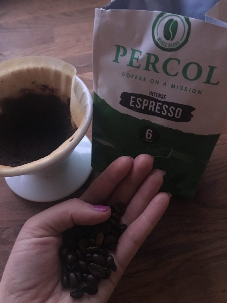 Percol Coffee and Filter