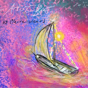 Front cover of ebook The Artist Boat