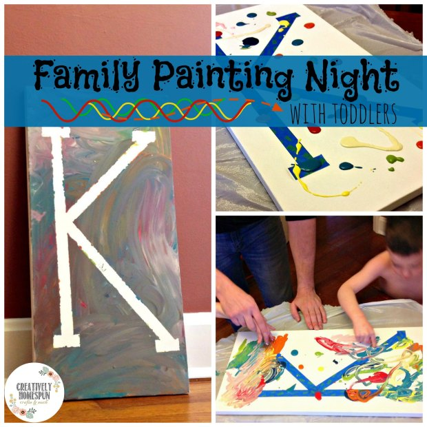 family painting night
