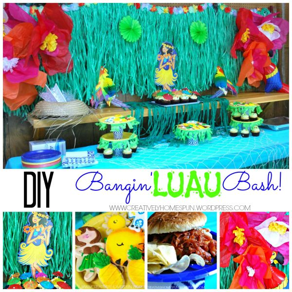 Corle Cousins Family Reunion || A Bangin' Luau Bash! #party #luau #family