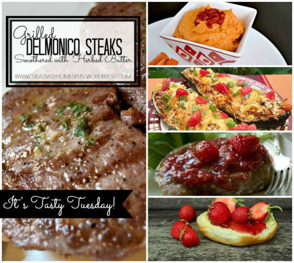 Tasty Tuesday! #Linkup