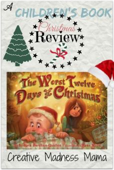 The Worst 12 Days of Christmas Children's book Review