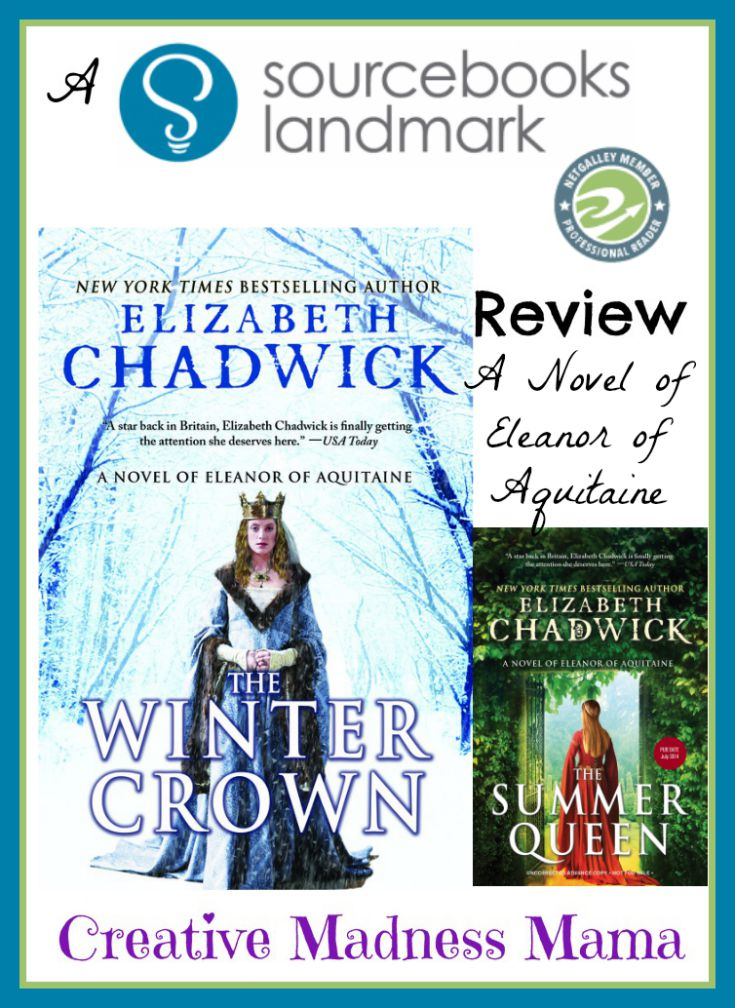 The Winter Crown By Elizabeth Chadwick Review Amp Giveaway