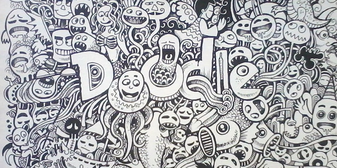 Doodle art by kerby rosanes creative manila for Doodle art free