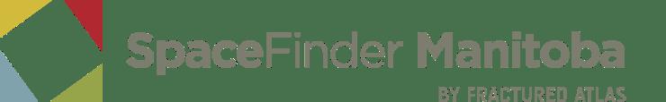 SpaceFinder Manitoba logo