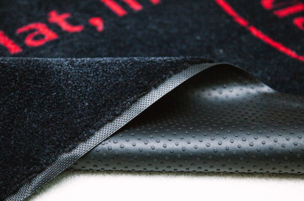 rubberbacking-logomats