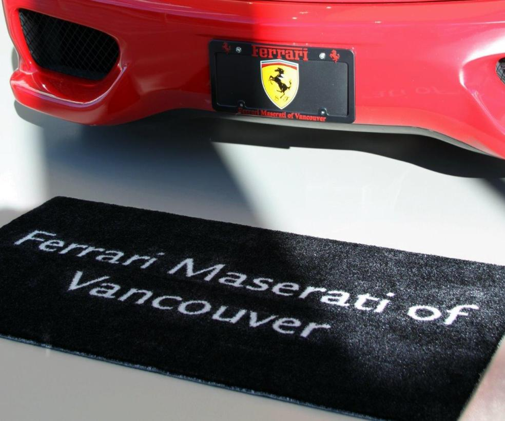 Be creative and print your design on our mats
