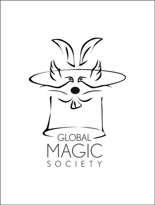 global-magic-society-logo-poster