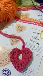 Atelier crochet Aiguille en Fête par Creativemumanco