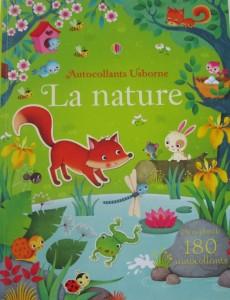 La Nature Usborne - Creativemumandco