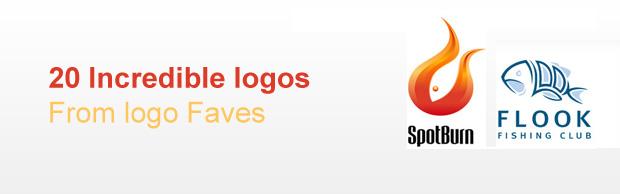 20 Incredible logos From logo Faves