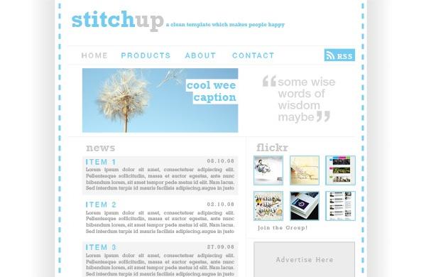sticch-up