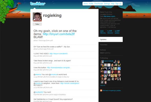rogieking