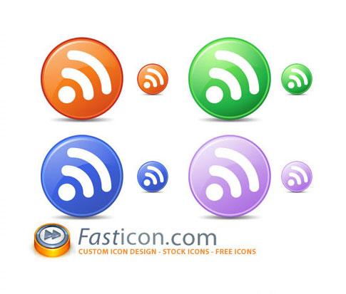 circle-feed-icons
