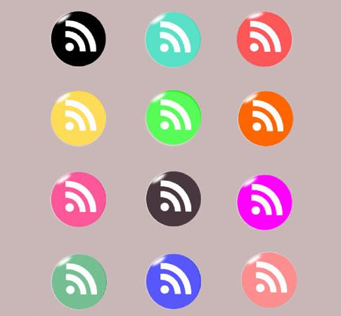 circle-rss-icons