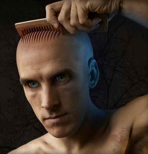 comb-head
