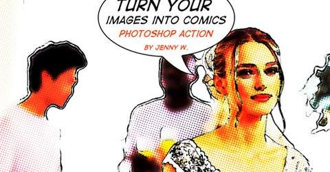 comic-photshop-actions