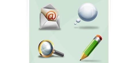 bloggings-icons