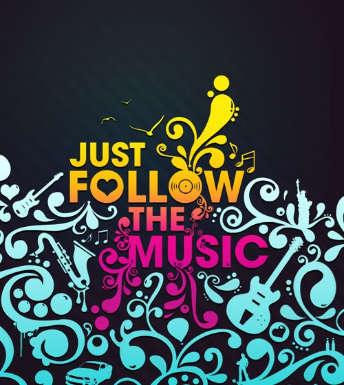 just-follow-music