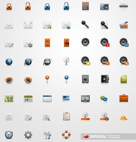 miniture-icons