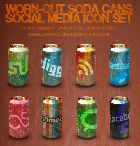 worn-out-soda-cans