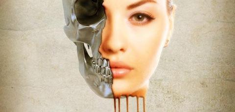 women-skull