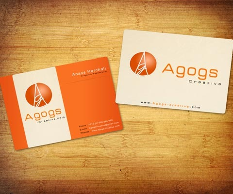 aggos-buisness-card