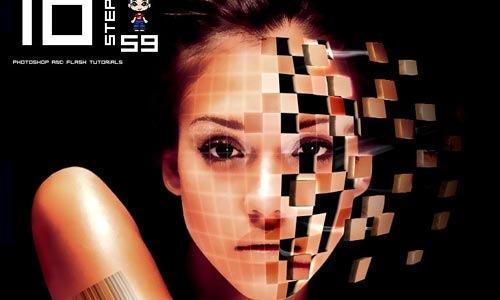 face-cubes