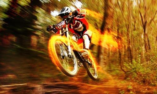 fire-bike