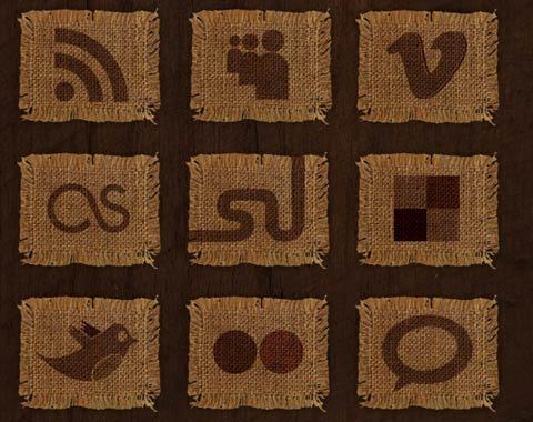 woven-icon-set