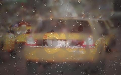 rain-drops