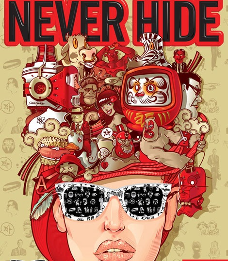 never-dhide