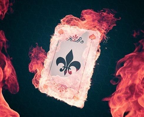 flaming-poker-card