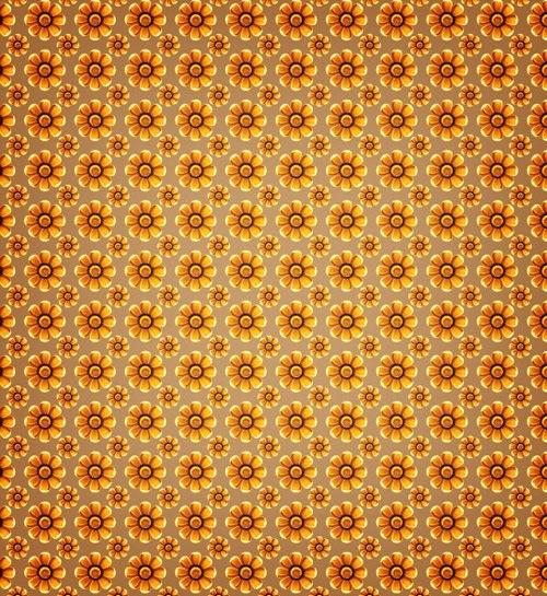 sunflower-pattern