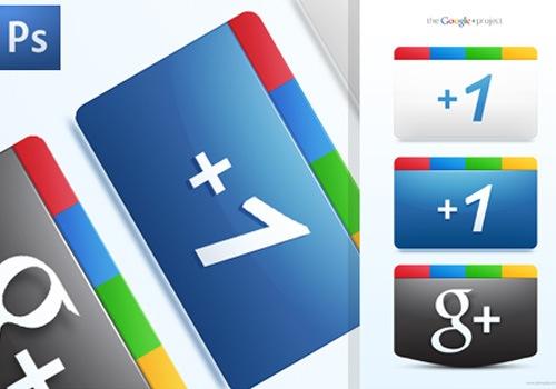 google-plus-icons-psd