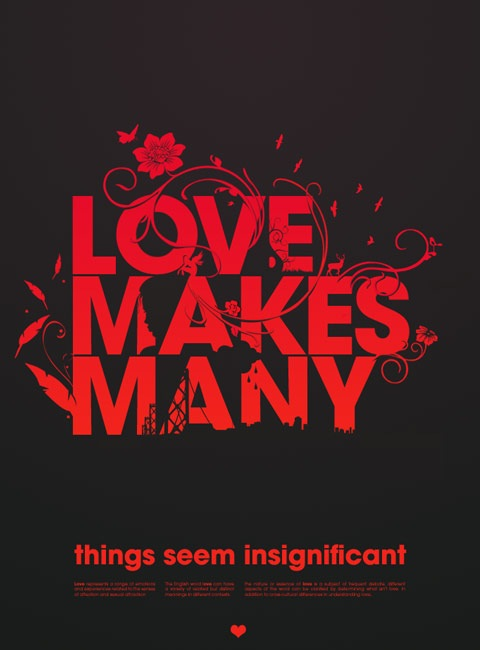 love-makes-many