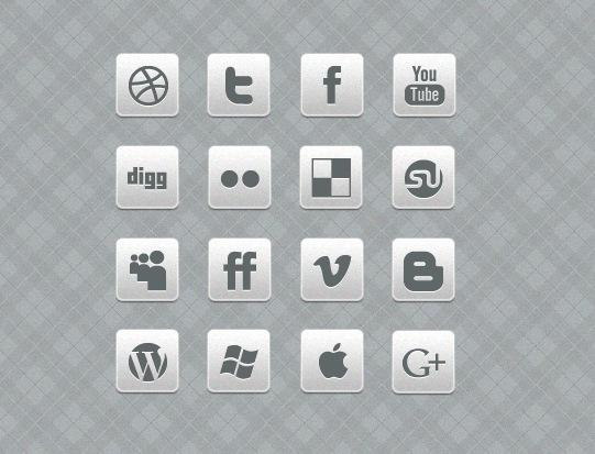 mini-white-and-black-icon-set