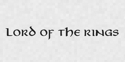 LORD-OF-TH-RINGS
