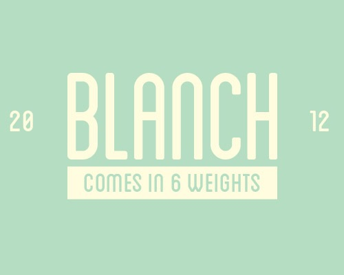 blanch-free-font