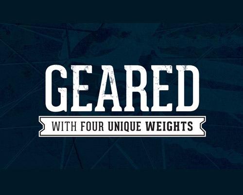 geared