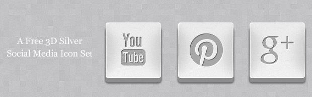 social-media-icons-3d-banner