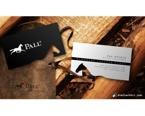 cut-out-business-card-design