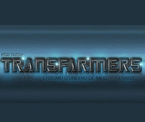 transformers-text-effect