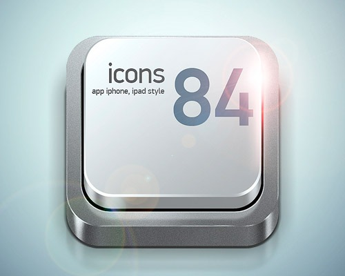 appkeyboardicons 50 Free 3D High Quality PSD File Icons